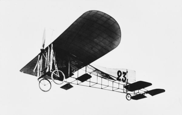 The Bleriot XII at Reims