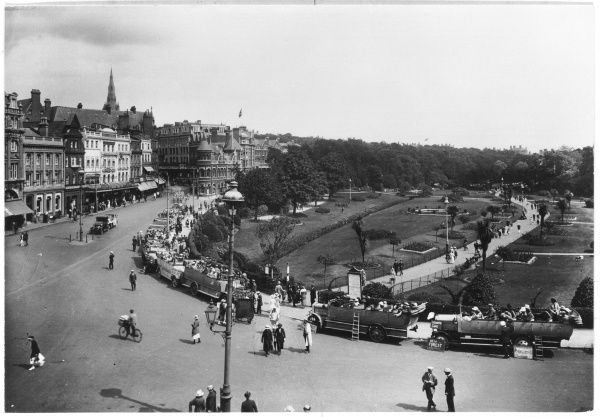 The Square, Bournemouth