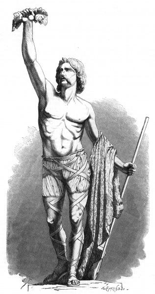 BRENNUS Warrior of Ancient Gaul Date: 4th century BC