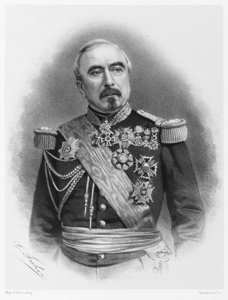 Charles-Marie-Augustin, comte de GOYON French military