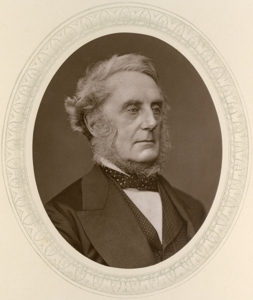 EDWARD VISCOUNT CARDWELL statesman, particularly associated with army reform Date: 1813 - 1885