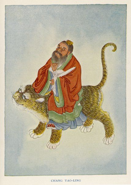 CHANG TAO-LING Chinese philosopher, founder of Taoism
