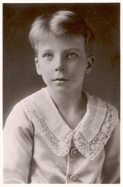 CHARLES, COUNT OF FLANDERS Son of Albert I, King of Belgium