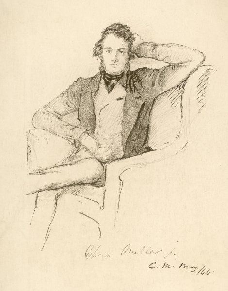 CHARLES BULLER Statesman, at the age of 38