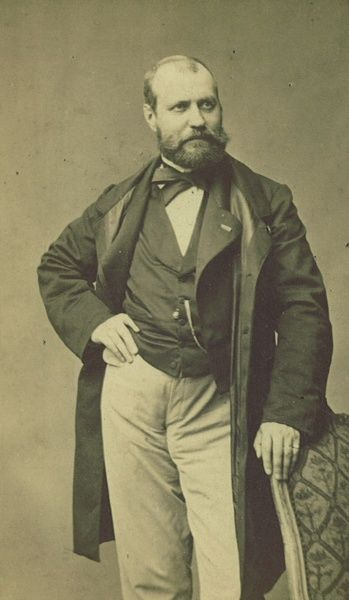 CHARLES GOUNOD Frasnch composer of operas, church music and oratorios