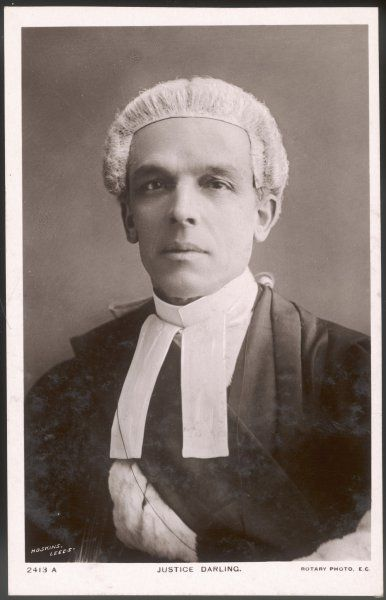 CHARLES JOHN DARLING, judge