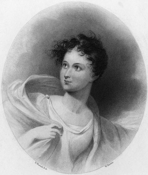 Lady CHARLOTTE BACON a friend Date: circa 1800