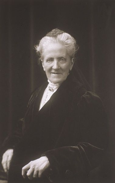 CHARLOTTE DESPARD, founder & president of the Women's Freedon League Date: 1844 - 1939