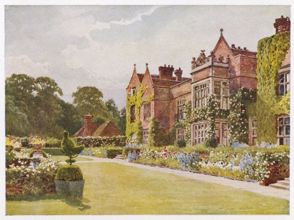 Chequers Court, Buckinghamshire: the Prime Minister's country residence