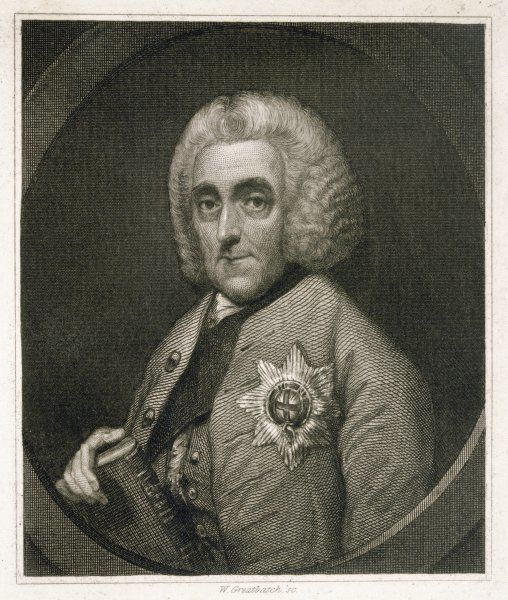 PHILIP DORMER STANHOPE 4th EARL OF CHESTERFIELD