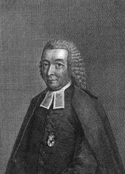 CHRISTIAN AUGUST CRUSIUS German churchman and professor at Leipzig Date: 1717 - 1775