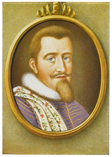 CHRISTIAN IV King of Denmark and Norway (1588-1648)