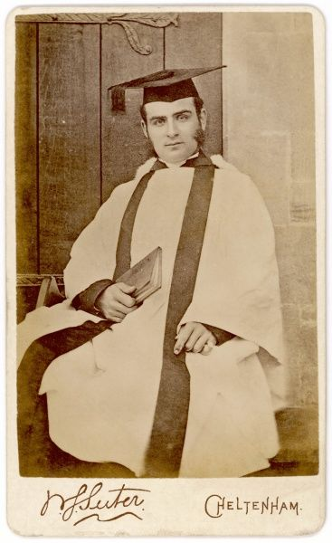 A clergyman of the Church of England