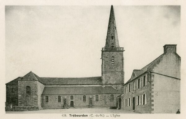 The Church at Trebeurden