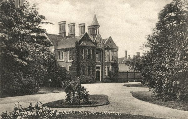 The City of London Asylum for pauper lunatics was established in 1862 on Cotton Lane at Stone near Dartford, Kent. The buildings, designed by James Bunstone Bunning, later became City of London Mental Hospital, then Stone House Hospital