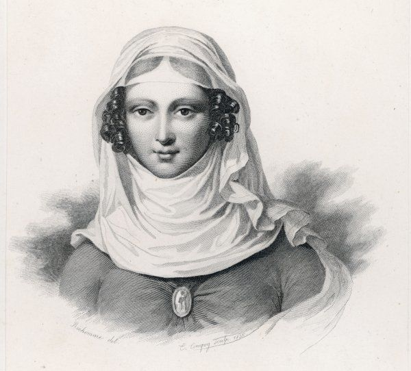 CLEMENCE ISAURE - well-born lady of Toulouse who encouraged poetry ('le gai savoir') and floral games, but unfortunately she is thought never to have existed