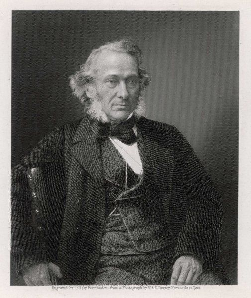 RICHARD COBDEN English politician and economist