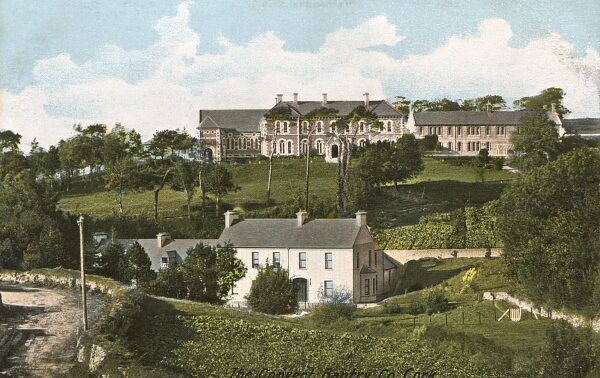 Convent at Bantry, County Cork, Ireland Date: circa 1910