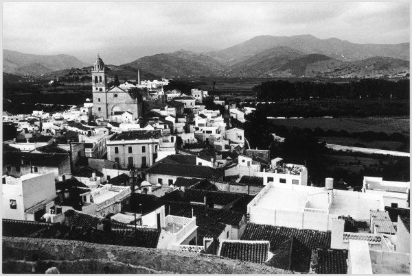 The Costa Del Sol, in the days before it's 2 million visitors a year