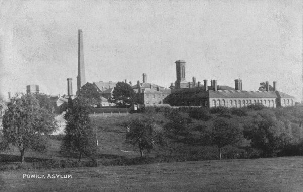 The Worcester City and County Pauper Lunatic Asylum, designed by Hamilton & Medland of Gloucester, was opened in 1852 on Malvern Road, Powick, near Worcester. It later became known as Powick Mental Hospital