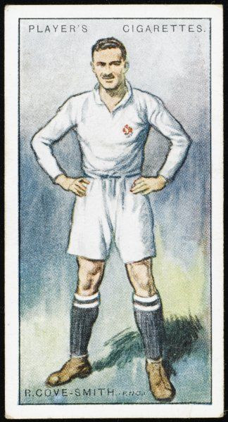 R Cove-Smith, player for Old Merchant Taylors and for England