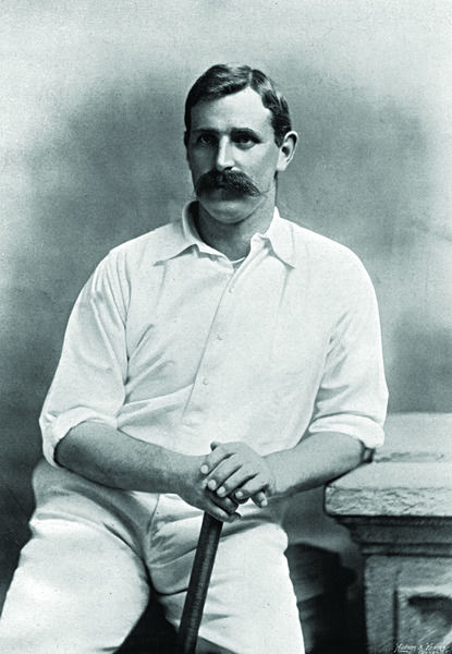 GEORGE BRANN CRICKETER - SUSSEX