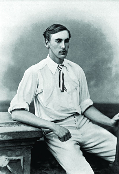 F.G.J. FORD CRICKETER - MIDDLESEX