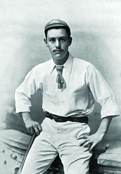 S. E. GREGORY AUSTRALIAN CRICKETER