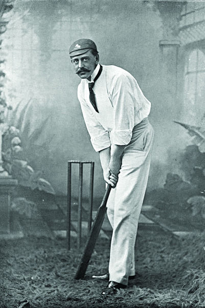 LORD HARRIS CRICKETER - KENT