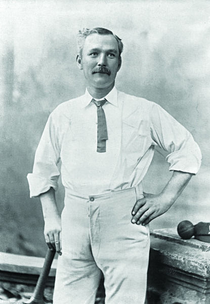 WALTER HUMPHREYS CRICKETER - SUSSEX