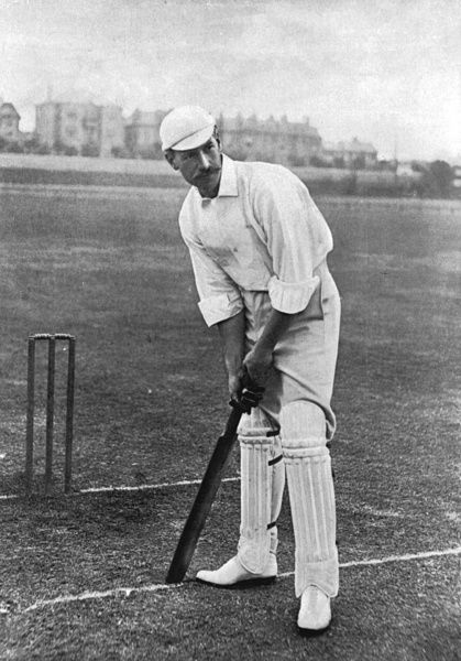 F.S. JACKSON CRICKETER - YORKSHIRE