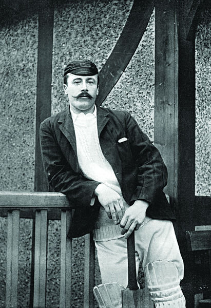 A. LORRIMER CRICKETER - LEICESTERSHIRE