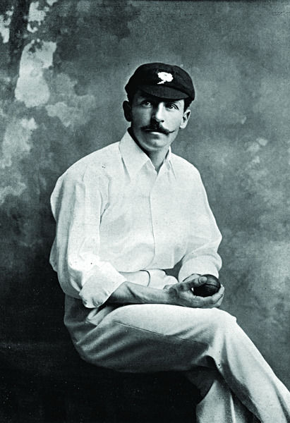 FRANK MILIGAM CRICKETER - YORKSHIRE