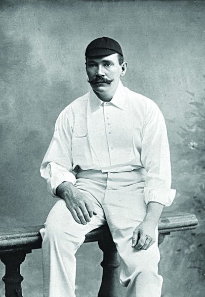 JIM PHILLIPS CRICKETER - MIDDLESEX AND AUSTRALIA