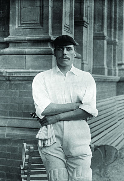 A. PIKE CRICKETER - NOTTINGHAMSHIRE