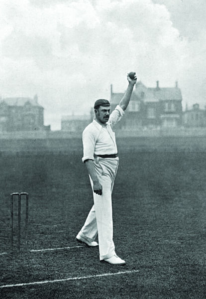 F.S. ROBERTS CRICKETER - GLOUCESTERSHIRE