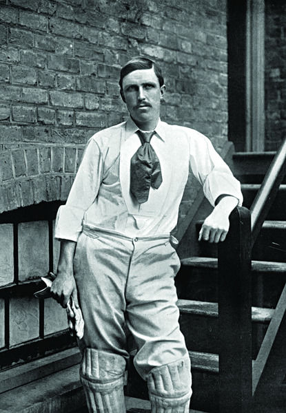 HARRY TROTT AUSTRALIAN CRICKETER