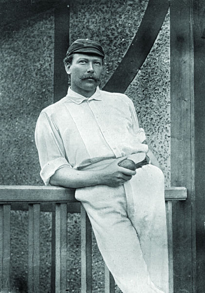 A. WOODCOCK CRICKETER - LEICESTERSHIRE Date: 1869-1914