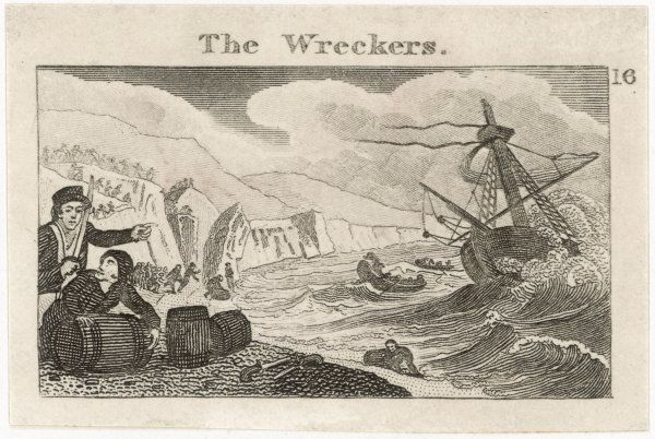 Cornish wreckers
