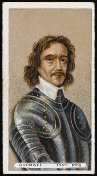 OLIVER CROMWELL soldier, statesman, Lord Protector