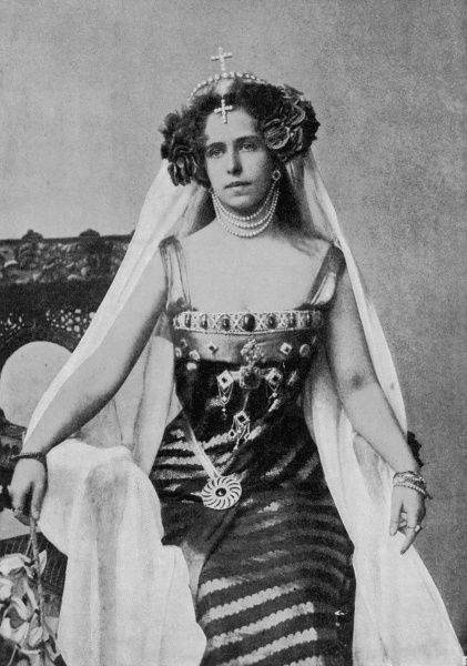 Marie Alexandra Victoria, a member of the British Royal Family, married King Ferdinand I of Romania in 1893, becoming queen consort of Romania