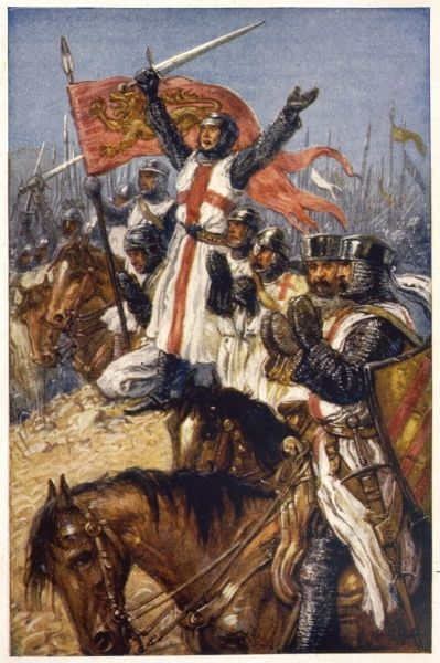 Crusaders under Richard I gain sight of Jerusalem, though they were unable to seize it from the Saracens