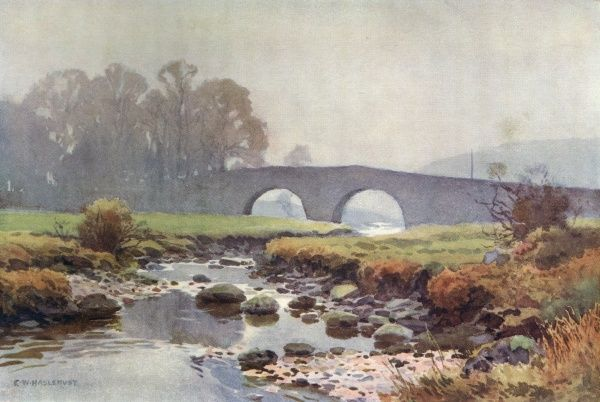 Two Bridges, Devon Date: circa 1910