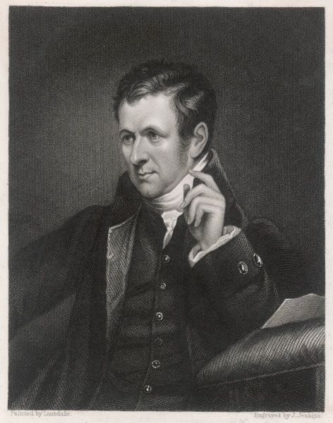 SIR HUMPHRY DAVY scientist