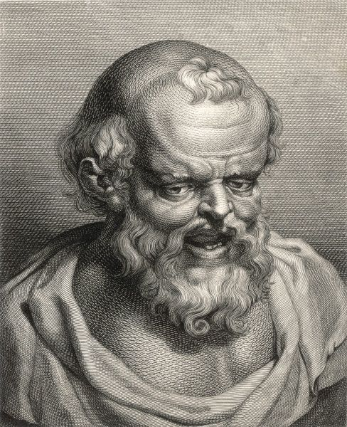 DEMOCRITUS Greek philosopher