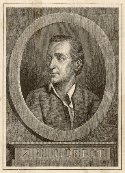 DENIS DIDEROT French encyclopaedist and philosopher