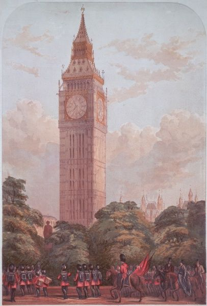 Design for Big Ben
