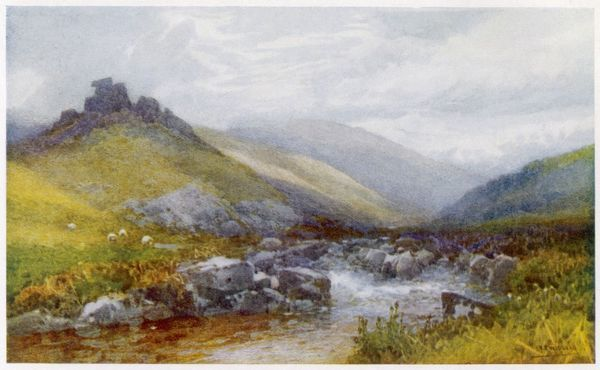 The Doone valley, Exmoor