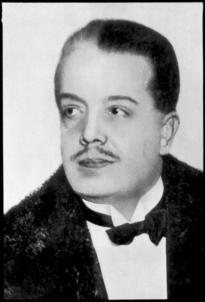 SERGEY PAVLOVICH DIAGHILEV Russian Art critic and impresario. A key figure in producing the Ballet Russes