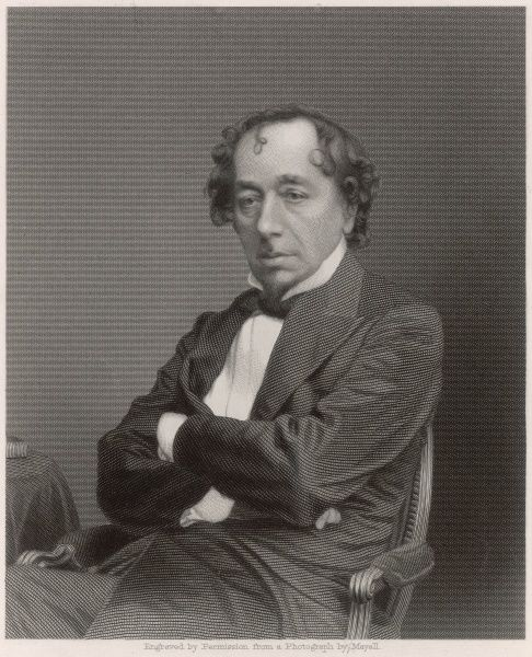 BENJAMIN DISRAELI Earl of Beaconsfield Conservative MP and Prime Minister